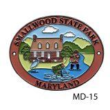Smallwood State Park Medallion