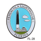 Pensacola Lighthouse medallion