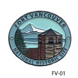 Fort Vancouver Medallion