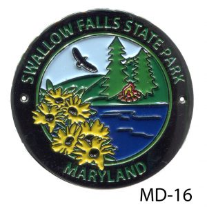 Swallow Falls State Park Medallion