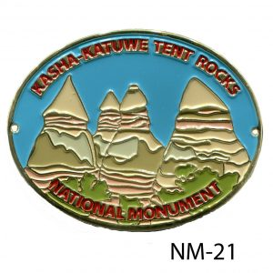 Kasha-Katuwe Tent Rocks National Monument Hiking Medallion