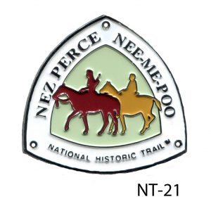 Nez Perce Hiking Medallion_Hike America