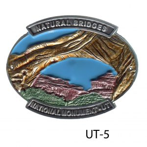 Natural Bridges Medallion