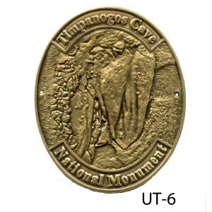 Timpanogos Cave Medallion